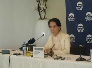 Aung San Suu Kyi. Credit: Andrej Matisak